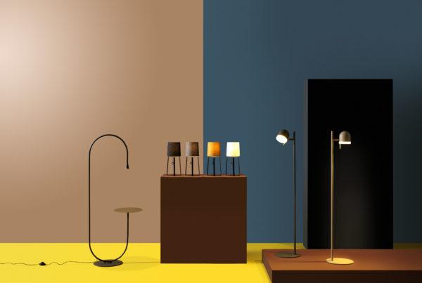 Lampe Pom