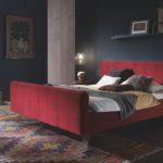 Hasena Polsterbett Dream Line red
